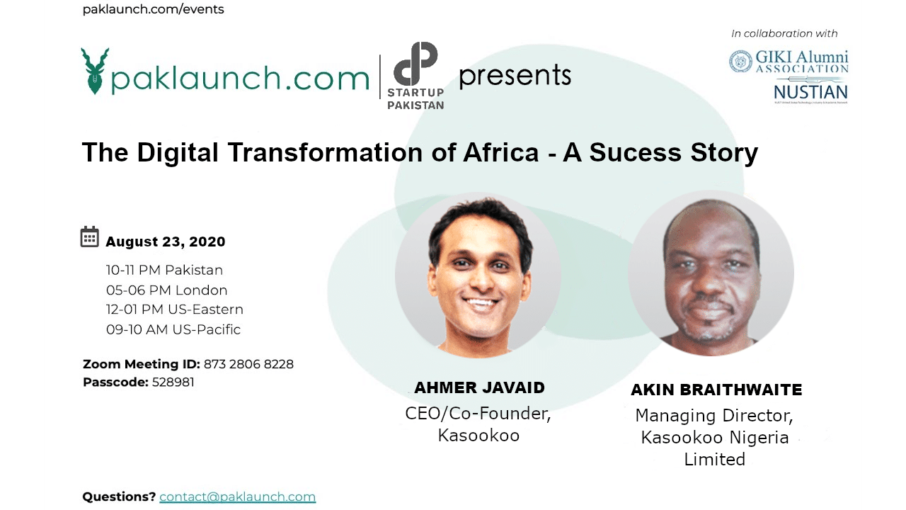digital transformation of africa