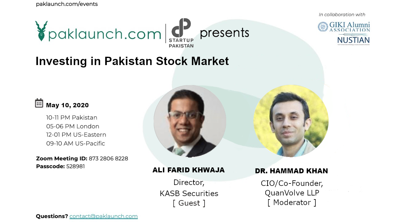 investing in pakistan stock market