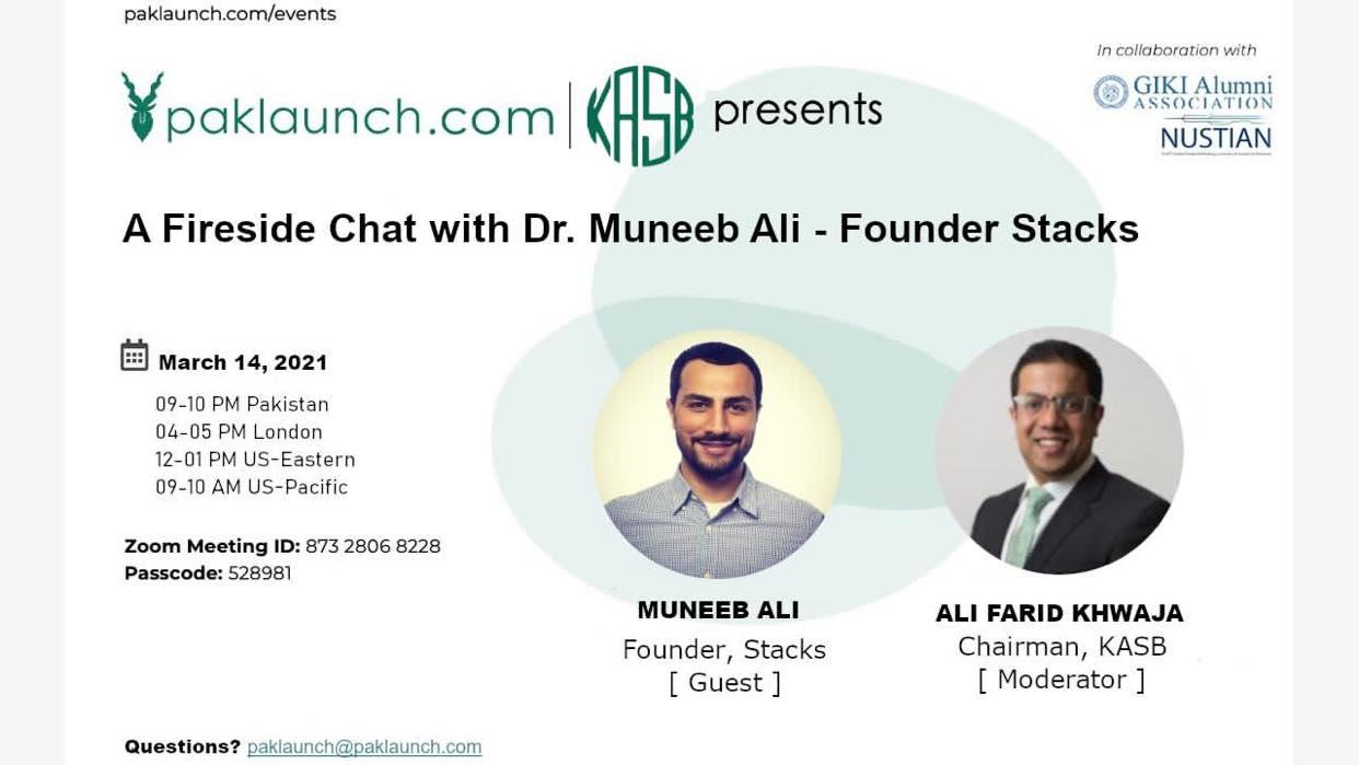 Muneeb event